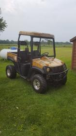 UTV with Broken gearbox  XY300 - ChinaRiders Forums